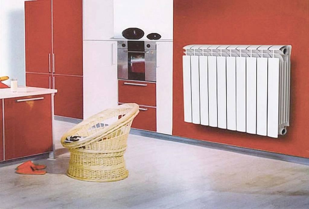 Отопление квартиры вертикальными радиаторами