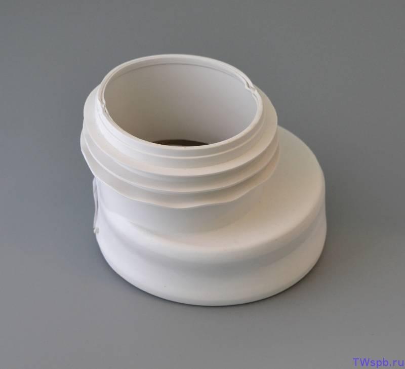 Резиновая манжета для унитаза (эксцентрик): правила монтажа и подключения