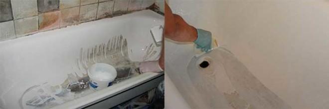Чем и как покрасить ванную в домашних условиях виды красок и методы покраски в домашних условиях видео
