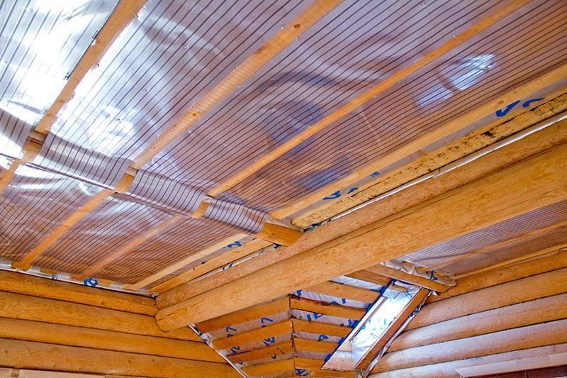 Как выполнить монтаж инфракрасного потолочного отопления?