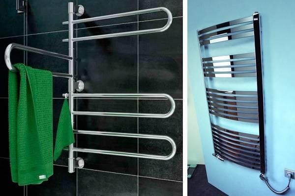 Полотенцесушитель электрический: какой лучше выбрать для ванной, отзывы и рекомендации