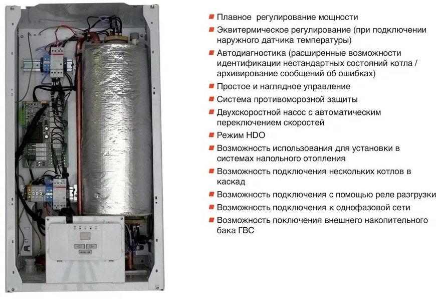 Как устанавливается электрический котел протерм скат 9 квт — инструкция для домашнего мастера