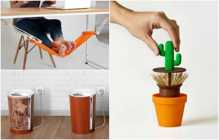 Необычные и полезные вещи для дома для обычной жизни (80 фото) – полезная и актуальная информация