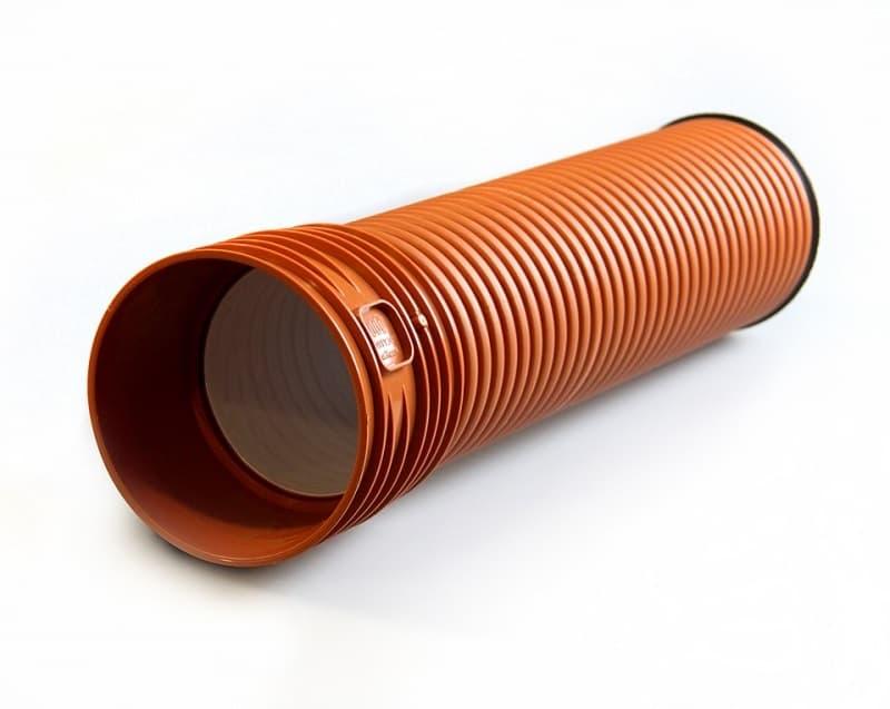 Применение гофрированных труб для наружной канализации: разбираем со всех сторон