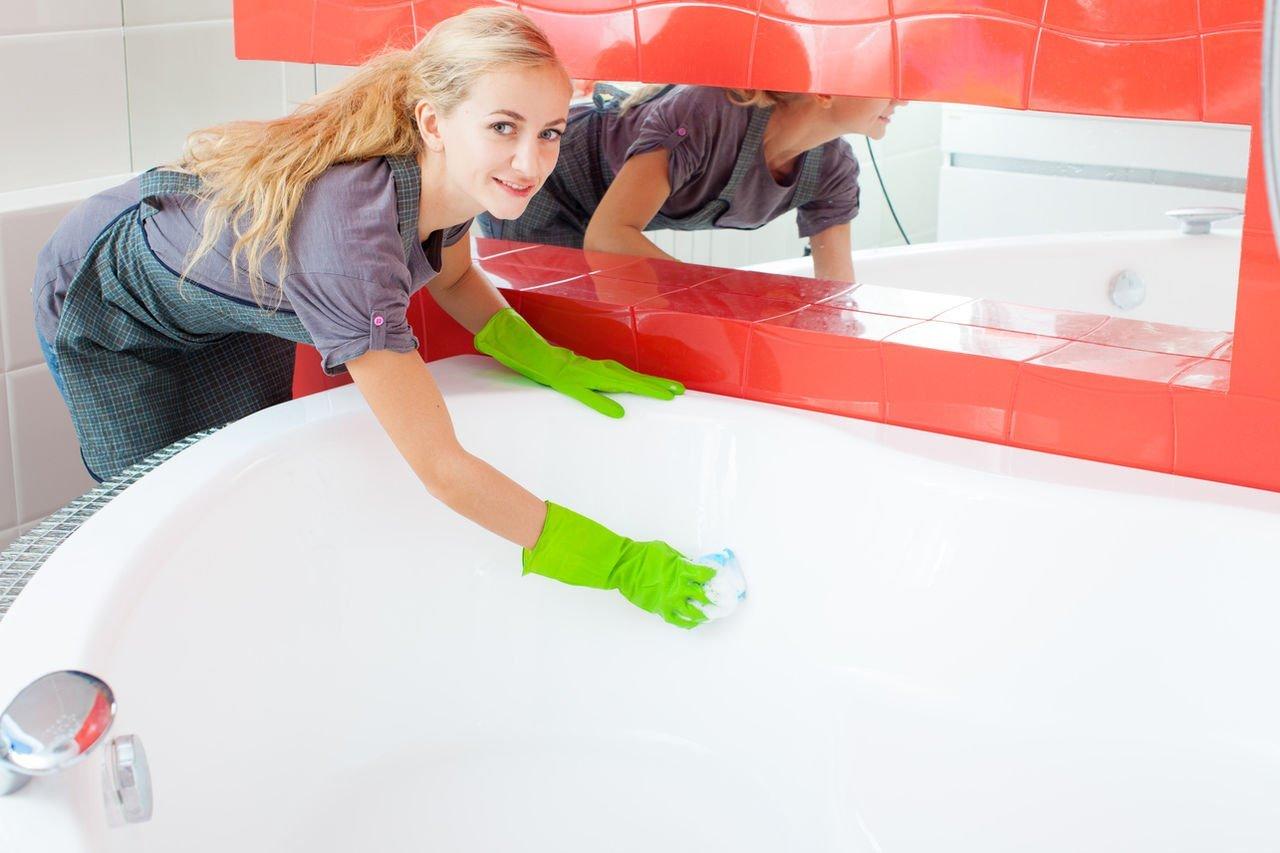 Чем отмыть чугунную ванну до бела в домашних условиях: 20 средств
