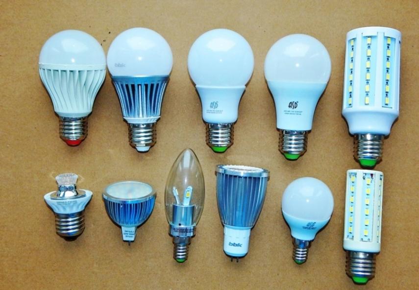 Какие бывают лампочки для дома: разновидности + нюансы выбора лучшей - точка j
