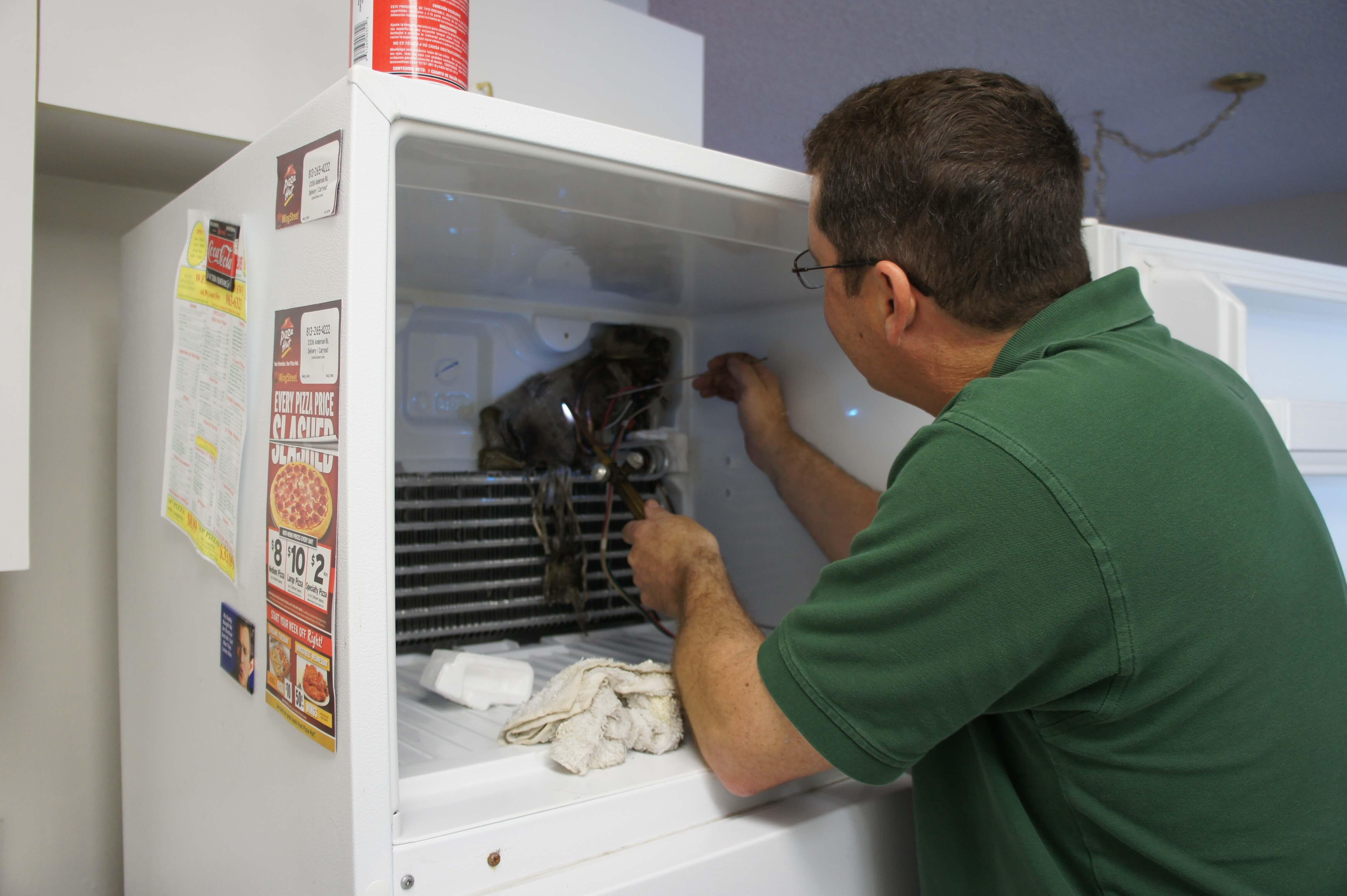 Неисправности холодильника и способы ремонта