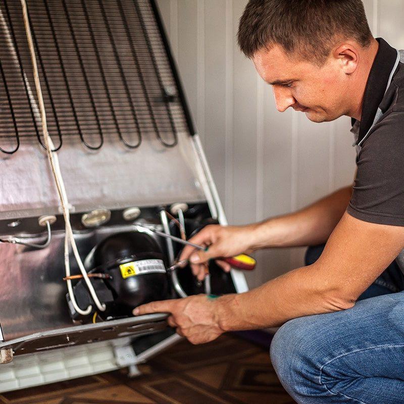Ремонт холодильников либхер: технология устранения поломок liebherr - точка j