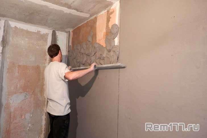 Как выровнять стены в квартирах и домах — материалы и методы