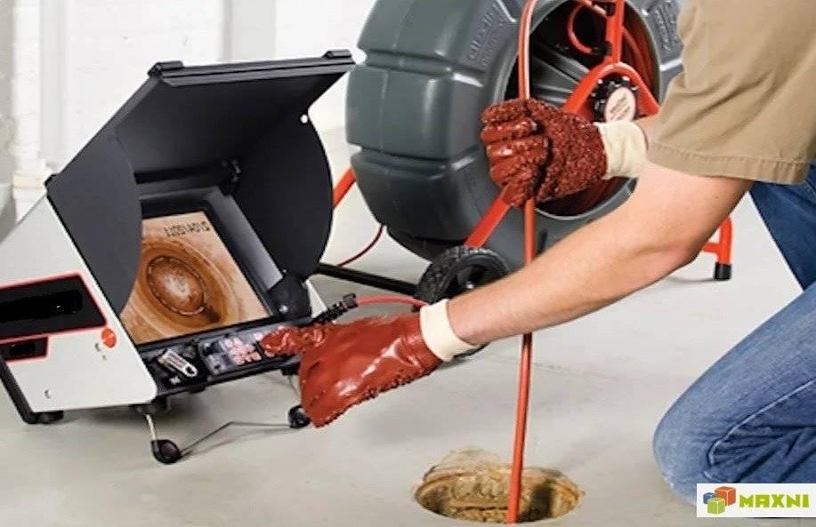 Выбор инструмента для чистки канализационных труб