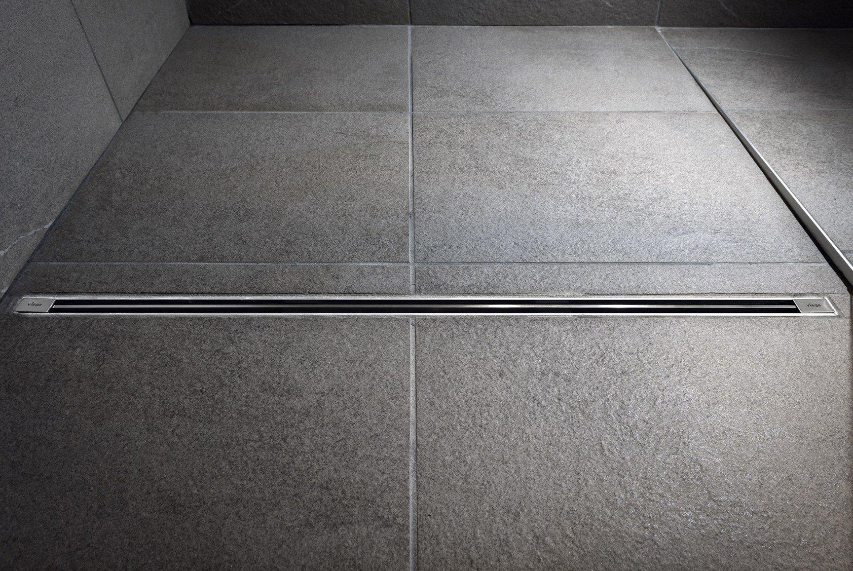Трап для душа в полу под плитку: правильный монтаж без ошибок