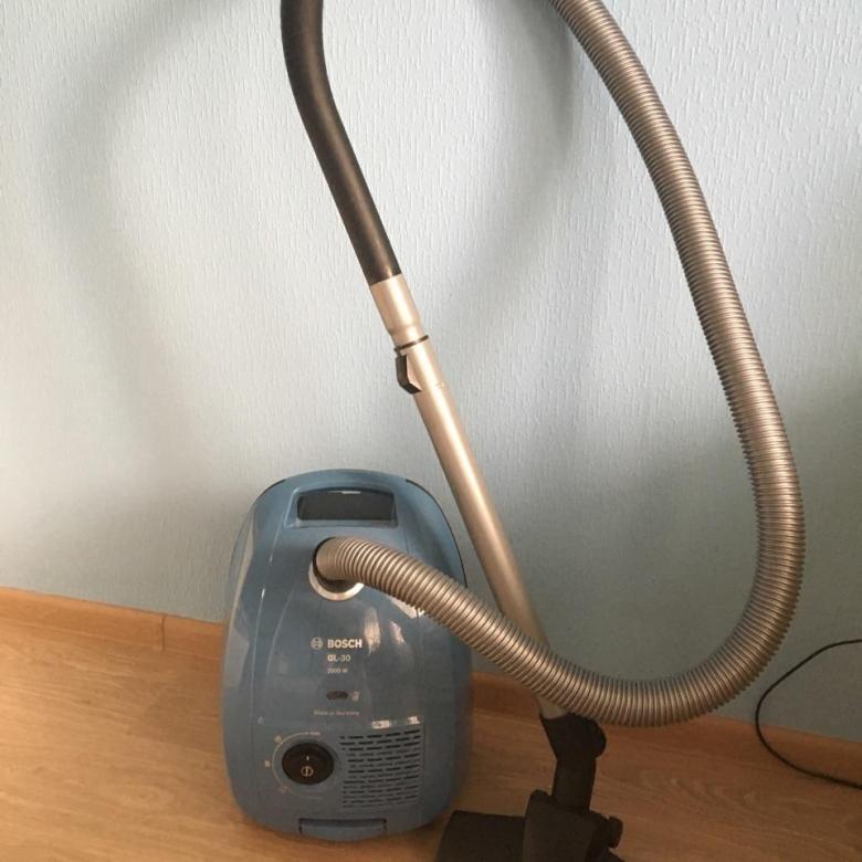 Пылесос с пылесборником bosch gl-30 bgl32003