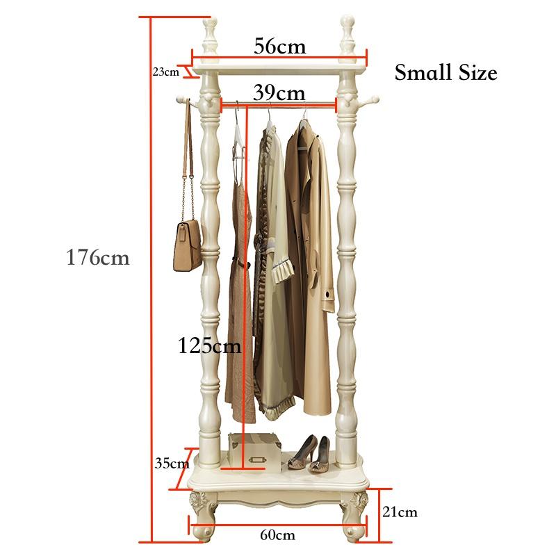 Настенная вешалка в прихожую для одежды. идеи, как сделать своими руками