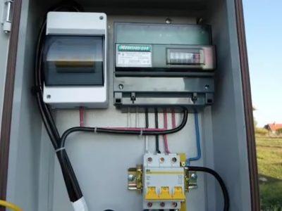 Уличный ящик для учета электроэнергии – классификация и критерии выбора