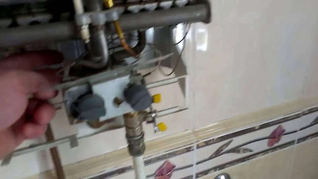 Причина затухания газового котла: решение проблемы