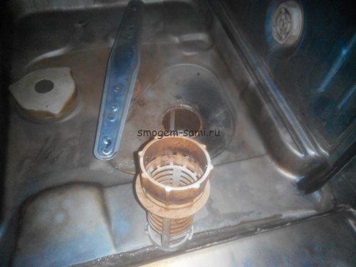 Белый налет в посудомоечной машине: 5 средств