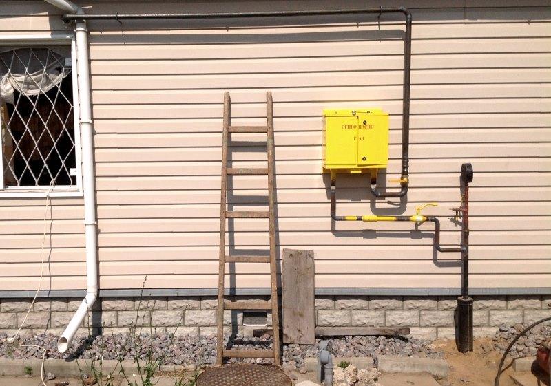 Как подключить газ к частному дому — стоимость