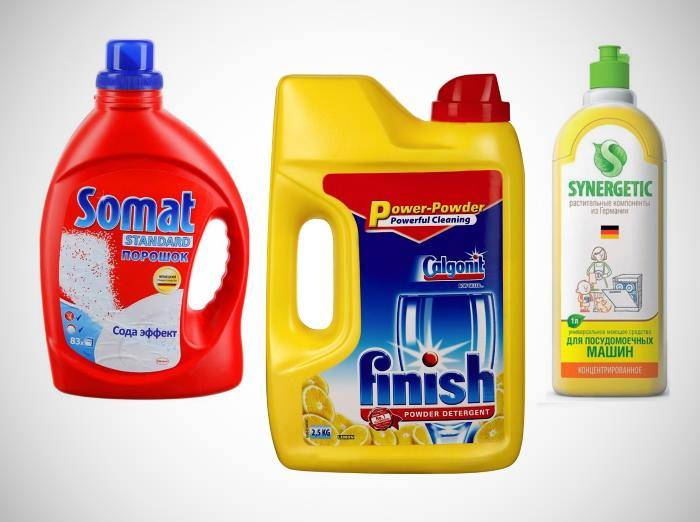 Средства для чистки посудомоечных машин: топ лучших чистящих средств для посудомоек