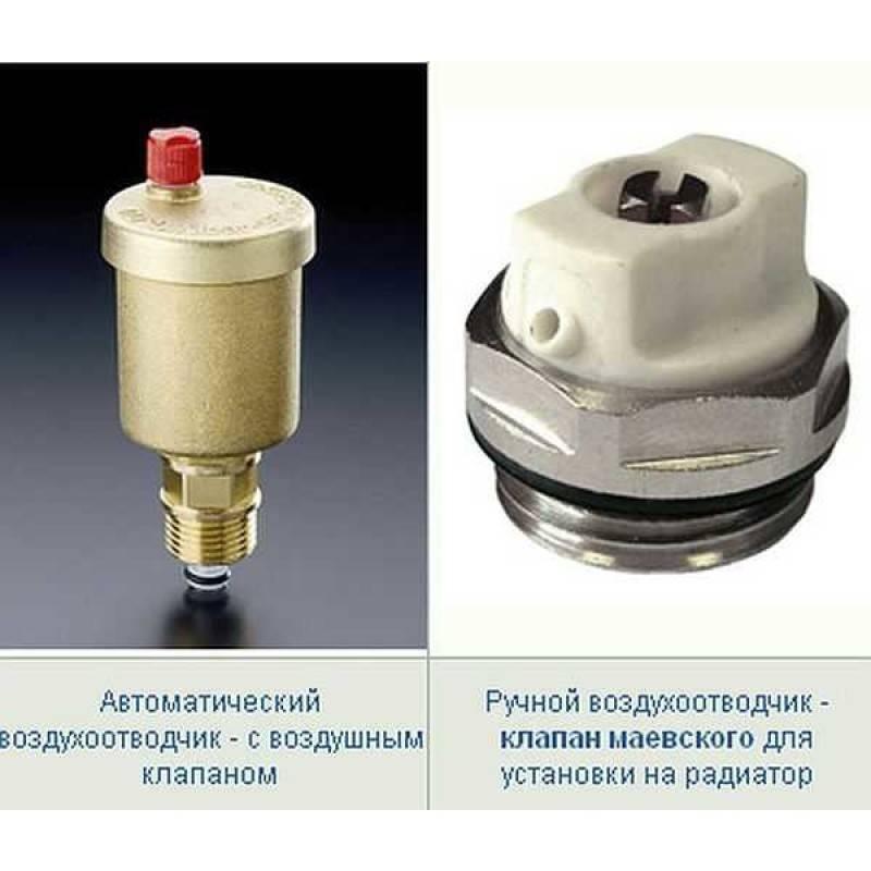 Кран маевского: как спустить воздух с батареи отопления   инженер подскажет как сделать