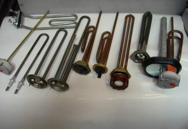 Электрообогреватель, тэн (тен) для отопления: типы и виды оборудования