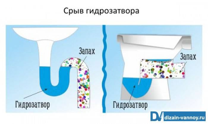 Запах из труб в ванной: что делать с неприятным запахом из канализационной трубы, как избавиться