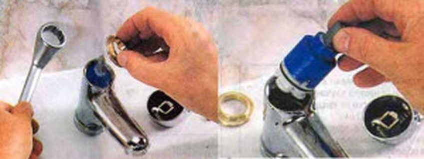 Как установить смеситель на раковину: подробный разбор технологии установки