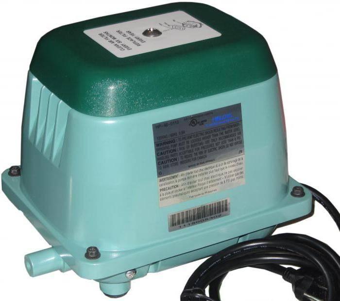 Компрессор для септика: назначение, как выбрать, установка и ремонт - точка j