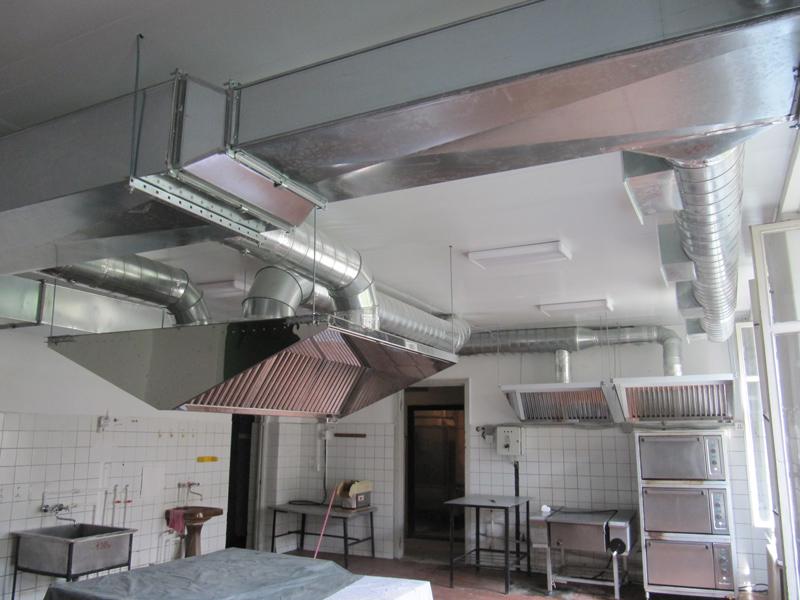Вытяжной зонт для кухни — устройство вентиляционных конструкций