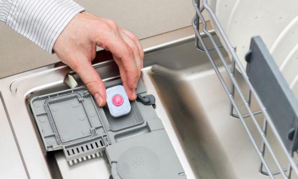 Первый запуск посудомоечной машины bosch, siemens, hansa с видео