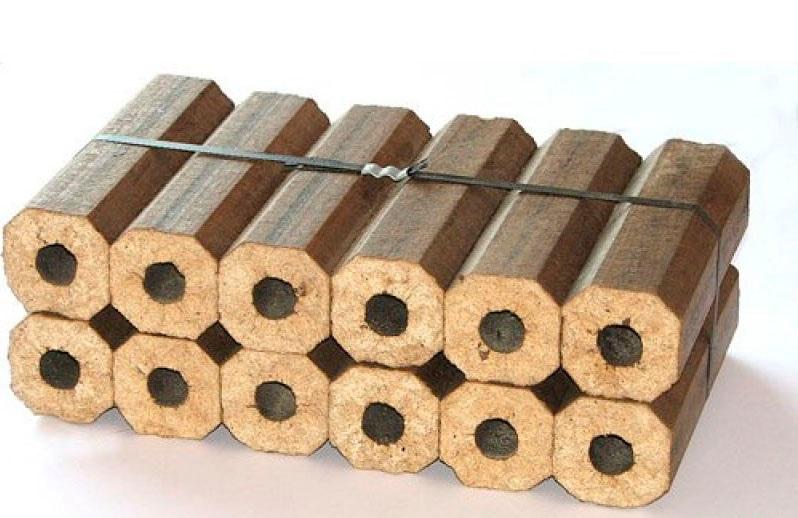 Изготовление евродров (топливных брикетов)
