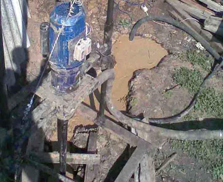 Гидробурение скважин на воду своими руками — обзор технологии работ