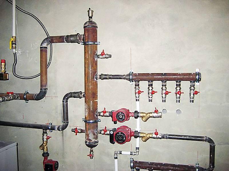 Проектирование отопления: пошаговая инструкция