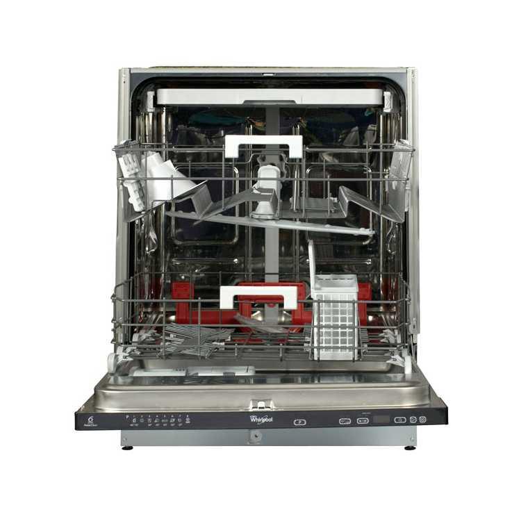 Посудомоечная машина whirlpool: обзор моделей