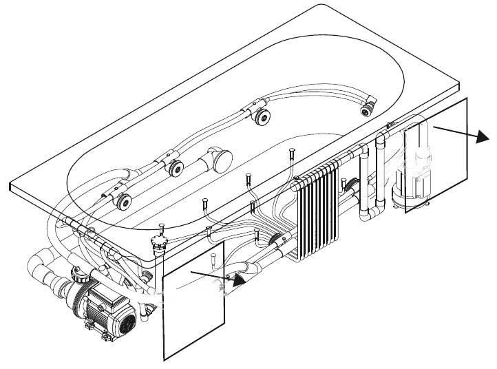 Гидромассаж: показания и противопоказания, польза и вред, отзывы