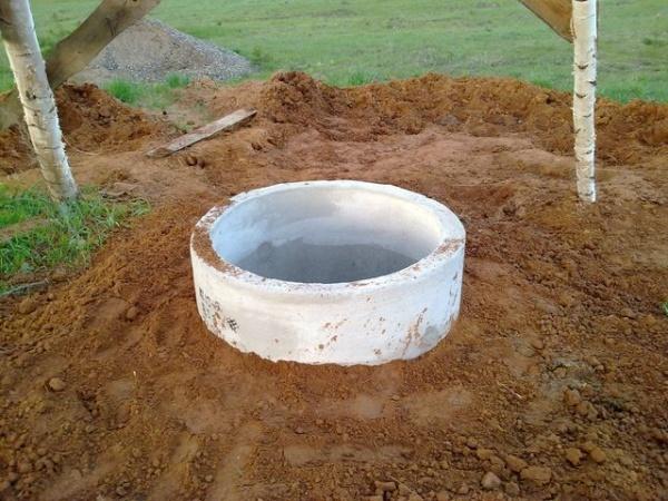 Глиняный колодец: как выкопать самостоятельно