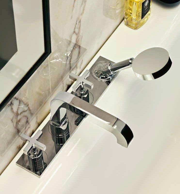 Как установить смеситель в ванной: размеры и расстояния, как правильно поставить кран под плитку, установка своими руками