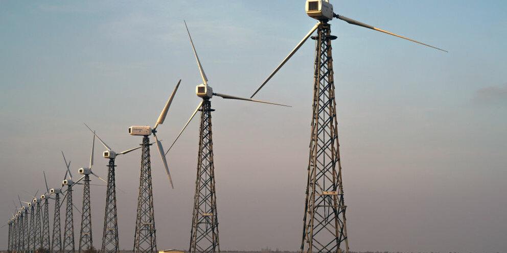 Германию тошнит от ветроэнергетики
