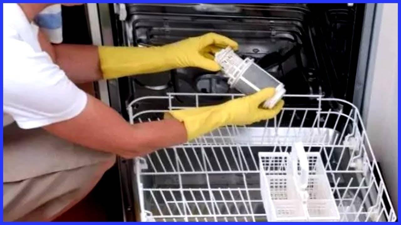 Как почистить посудомоечную машину уксусом и содой