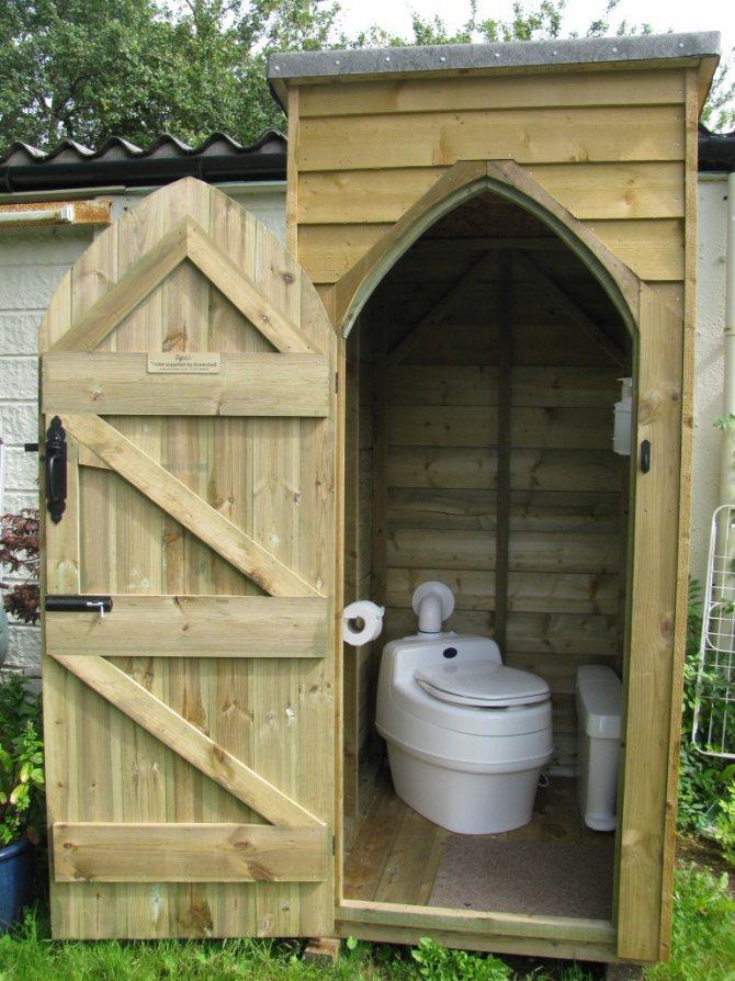 Туалет на даче своими руками: пошаговая инструкция по строительству