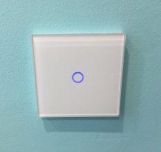 Сенсорные выключатели света: устройство, принцип работы, виды, как подключить