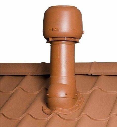 Как и чем утеплить трубу вентиляции: правила и нормативы изоляции воздуховодов
