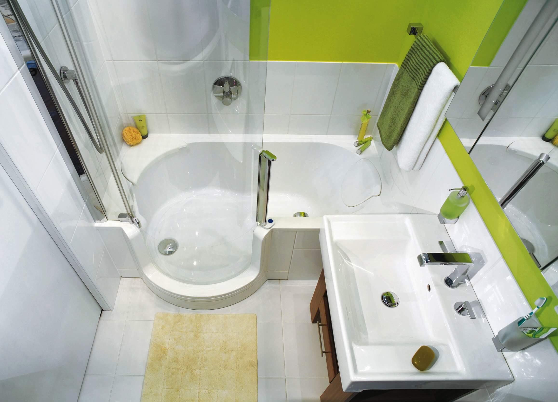 Размеры ванной - оптимальный типоразмер и советы по планировке ванны (120 фото и видео)