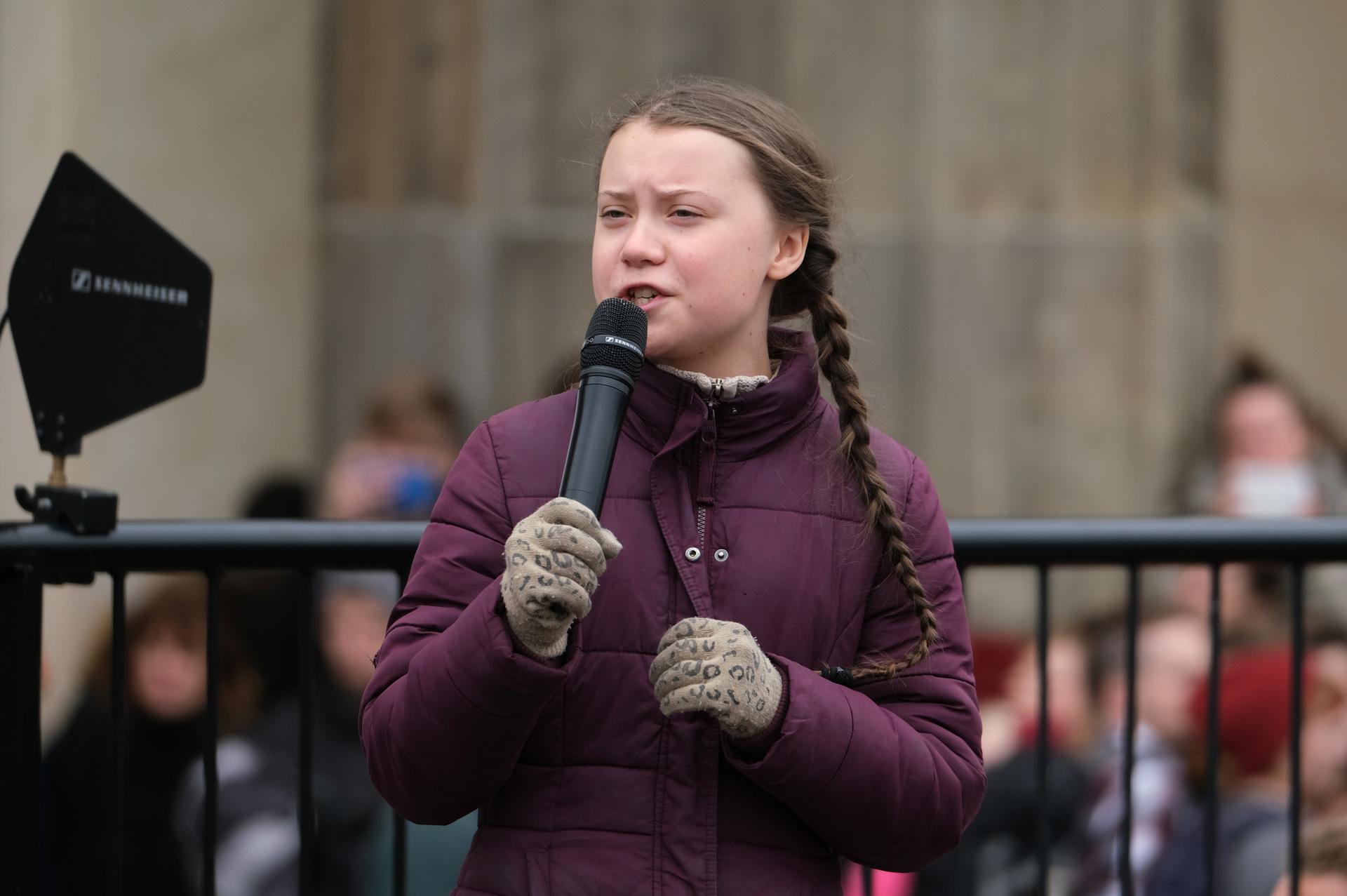 Грета тунберг - что известно о шведской школьнице и почему все обсуждают ее речь в оон