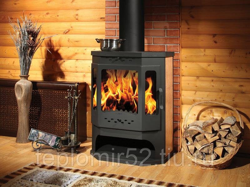 Печь для отопления дома с водяным отоплением, выбор дровяной печки для обогрева частного помещения, сравнение с котлом на дровах