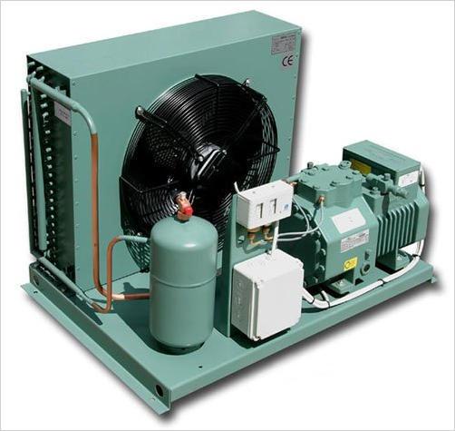 Применение компрессорно- конденсаторных блоков с плавным регулированием производительности компрессора в технологическом охлаждении. хранилище для длительного. - презентация
