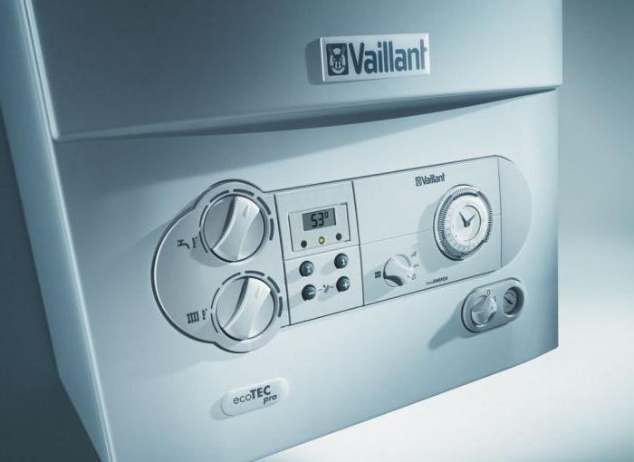 Ремонт газовых котлов vaillant: как по коду найти неисправность и самостоятельно ее устранить