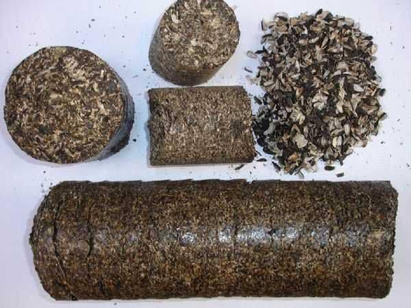 Брикеты для отопления: по какой цене можно купить брикеты и как сделать своими руками