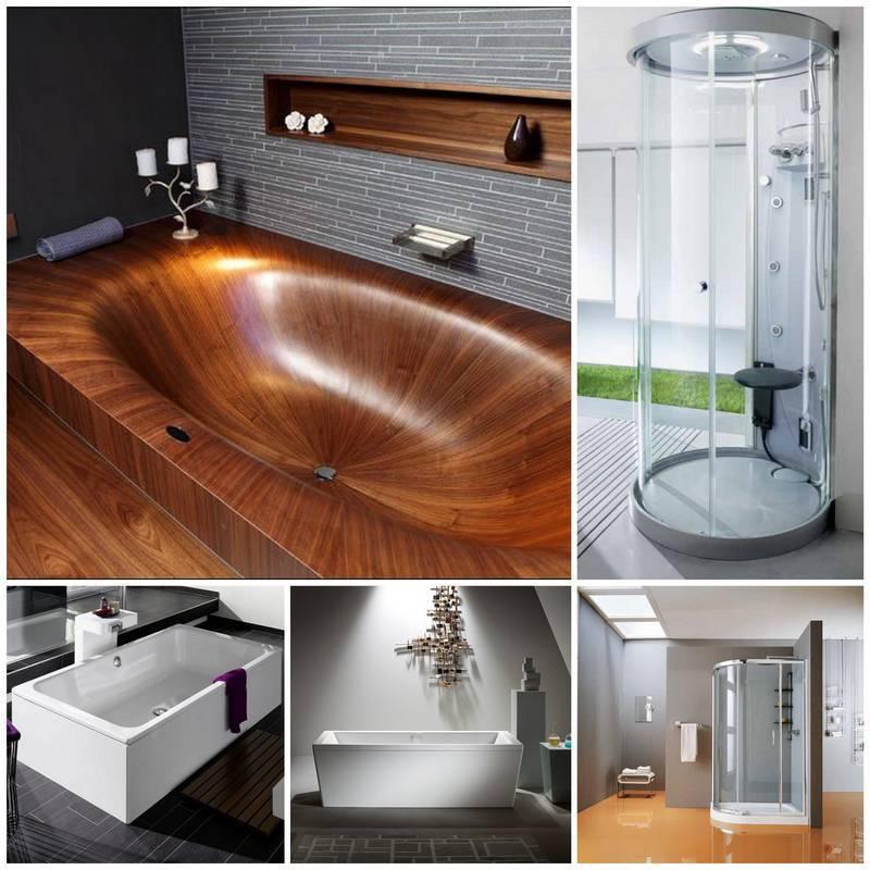 Что лучше ванна, или душевая кабина: за и против каждого сантехприбора   ремонт и дизайн ванной комнаты