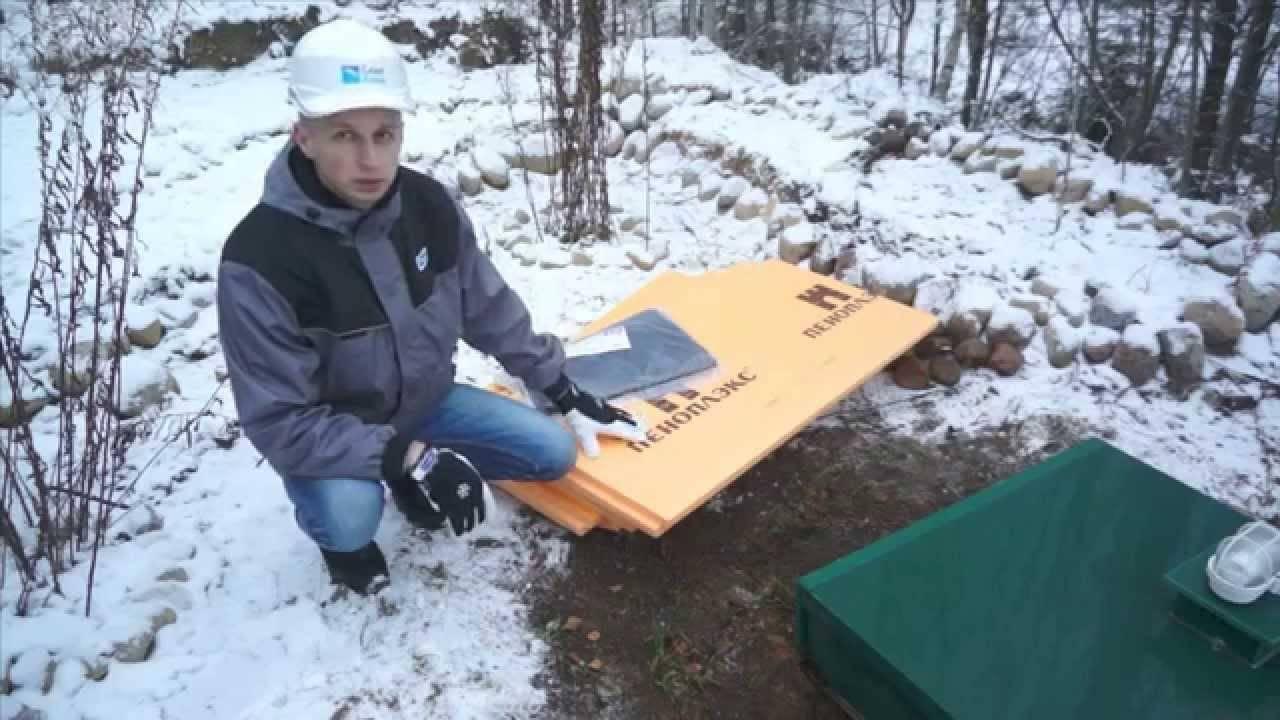 Установка септика зимой: поэтапная инструкция и разбор возможных ошибок