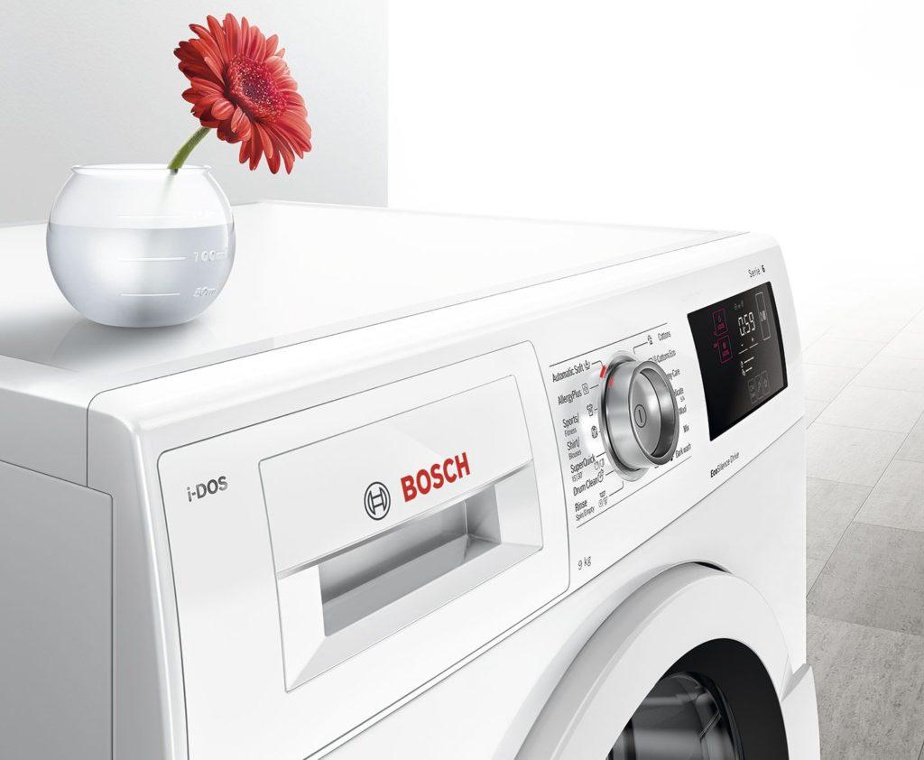5 лучших стиральных машин bosch - рейтинг 2020